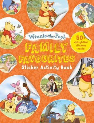 Sticker Activity Book by Winnie-the-Pooh