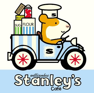 Stanley's Cafe by William Bee