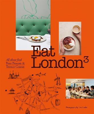 Eat London book