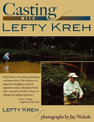 Casting with Left Kreh book