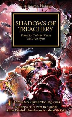 Shadows of Treachery by Christian Dunn