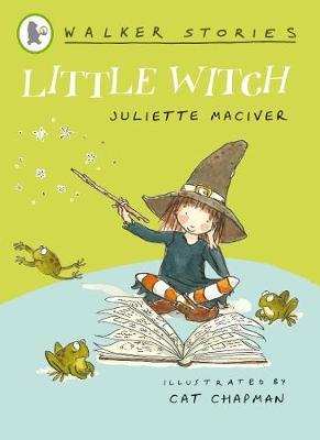 LITTLE WITCH WALKER STORIES book