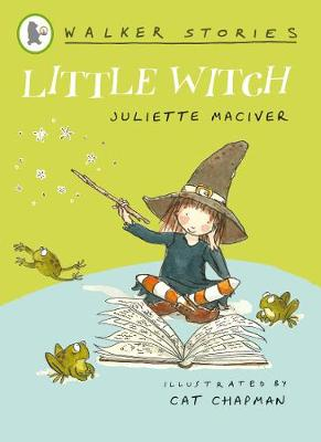 LITTLE WITCH WALKER STORIES by Juliette MacIver