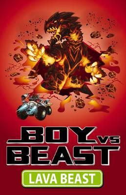 Boy vs Beast: #8 Lava Beast by Mac Park