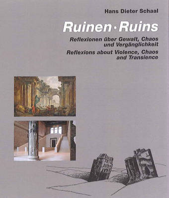 Ruins: Reflections about Violence Chaos and Transience by Hans Dieter Schaal