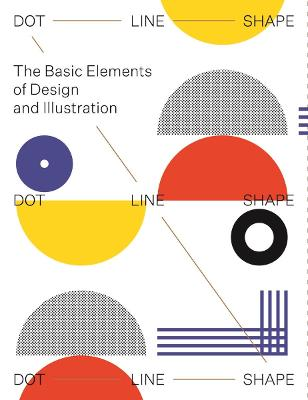 Dot Line Shape: The basic elements of design and illustration by Victionary