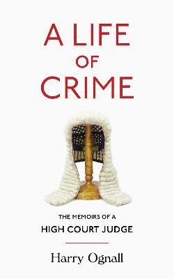 Life of Crime book