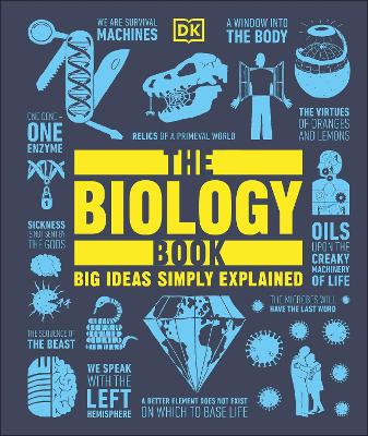 Big Ideas: The Biology Book by DK