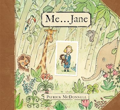 Me...Jane book