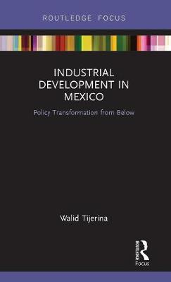 Industrial Development in Mexico: Policy Transformation from Below book