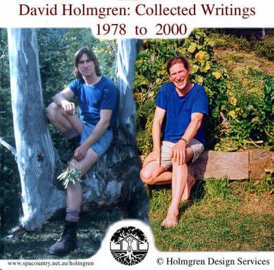 David Holmgren: Collected Writings 1978-2000 book