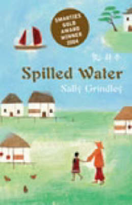 Spilled Water book