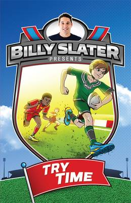 Billy Slater 1 by Patrick Loughlin