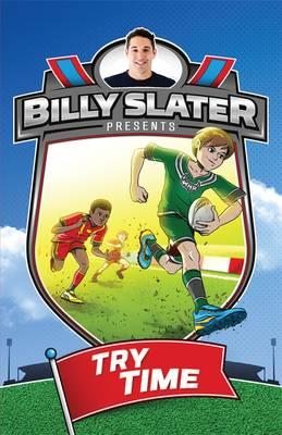 Billy Slater 1 by Billy Slater