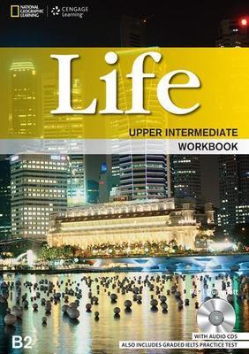 Life Upper Intermediate: Workbook with Key and Audio CD book