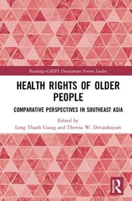 Health Rights of Older People book