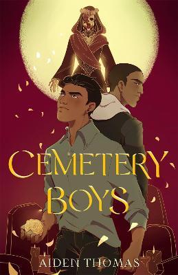 Cemetery Boys book