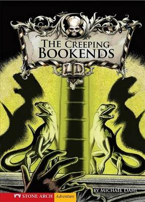 Creeping Bookends book