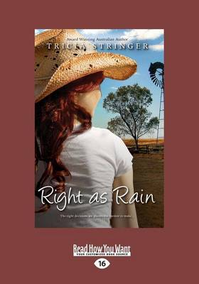Right as Rain by Tricia Stringer