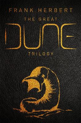 Great Dune Trilogy by Frank Herbert