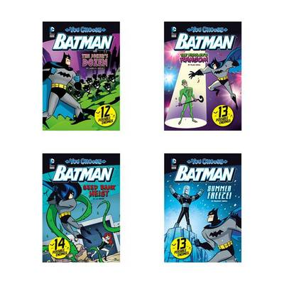 You Choose Stories: Batman by J E Bright