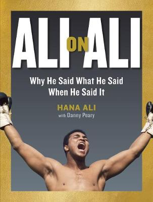 Ali on Ali by Hana Ali