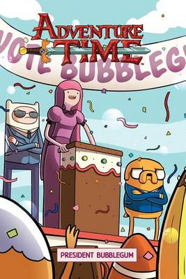 Adventure Time Original Graphic Novel by Zachary Sterling