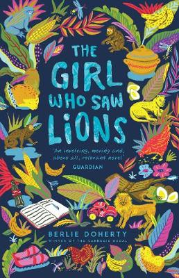Girl Who Saw Lions by Berlie Doherty