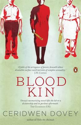 Blood Kin book