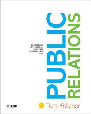 Public Relations by Tom Kelleher
