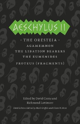 Aeschylus II book