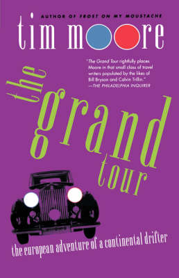 Grand Tour by Tim Moore