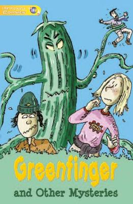Literacy World Comets Stage1 Stories Greenfinger by Keith Brumpton