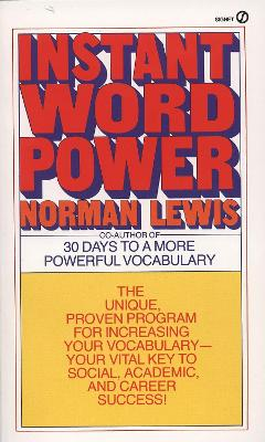 Instant Word Power book