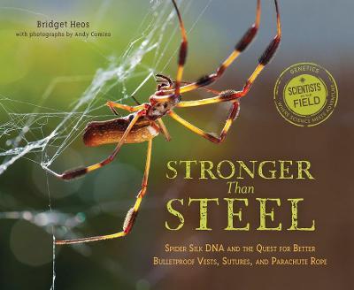 Stronger Than Steel by Bridget Heos