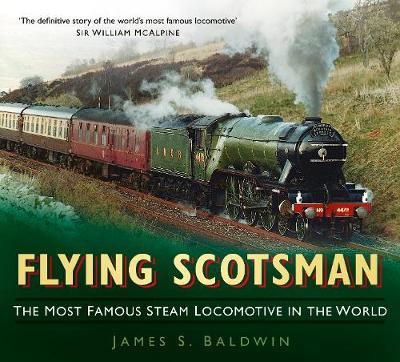 Flying Scotsman by James S. Baldwin