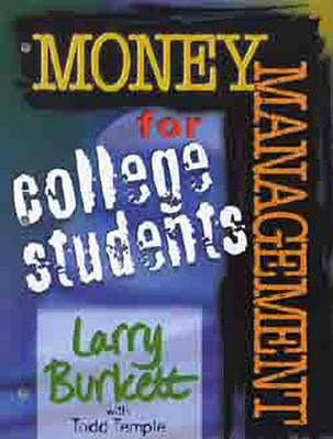 Money Matters Workbook for College Students by Larry Burkett