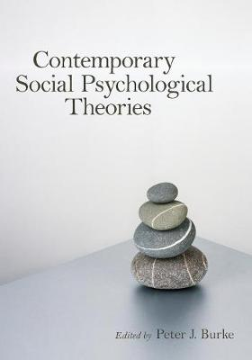 Contemporary Social Psychological Theories book