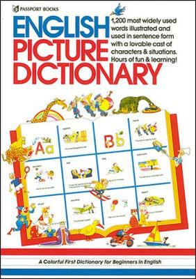 English Picture Dictionary by Angela Wilkes