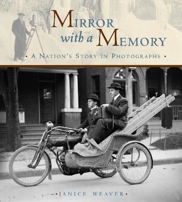 Mirror With A Memory by Janice Weaver