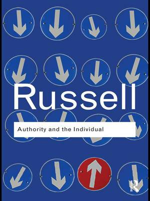Authority and the Individual book