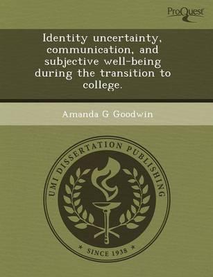 Identity Uncertainty by Kelly S Davis