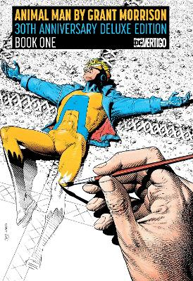 Animal Man by Grant Morrison Book One Deluxe Edition: Deluxe Edition book