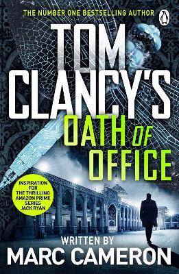 Tom Clancy's Oath of Office book