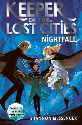 Nightfall by Shannon Messenger
