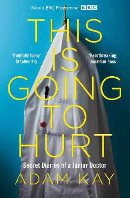 This is Going to Hurt book