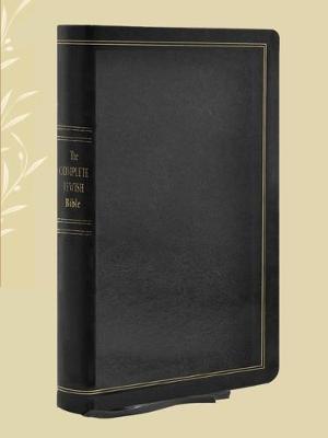 Complete Jewish Bible: An English Version by David H. Stern - Giant Print by David H Stern