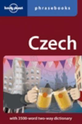 Czech Phrasebook by Richard Nebesky