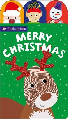 Alphaprints Merry Christmas by Roger Priddy