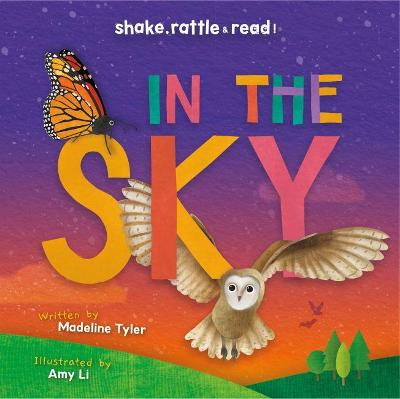 In the Sky by Madeline Tyler